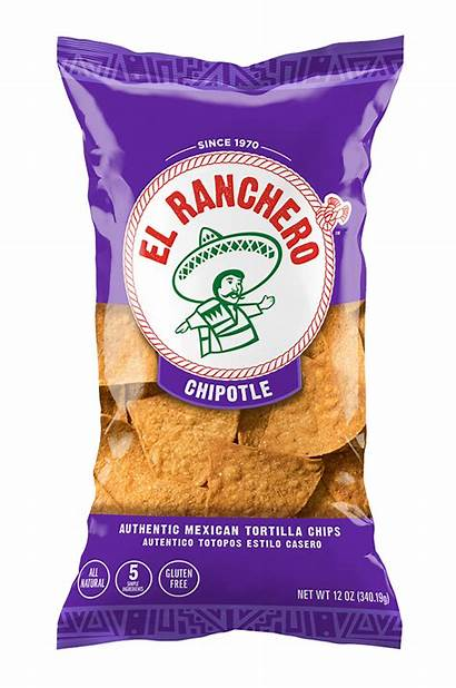 Chips Tortilla Chipotle Ranchero
