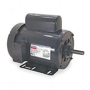 Motor Wiring Diagram 50hz by Dayton 1 Hp 50 Hz Motor Capacitor Start 1450 Nameplate Rpm
