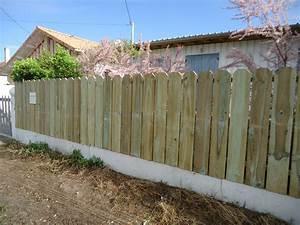 Poseur De Cloture : deck 40 cl tures en bois landes 40 gironde 33 bassin d ~ Premium-room.com Idées de Décoration