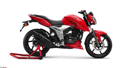 Led Light Show Room In Bangladesh by 2018 Tvs Apache Rtr 160 4v Launched At Rs 81 490 Team Bhp