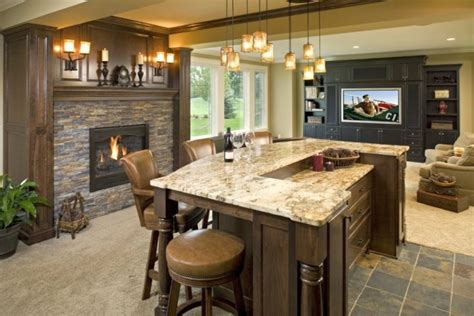 minnesota kitchen cabinets 18 delightful entertainment room ideas for modern house 4146