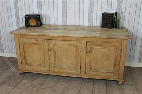 Antique Pine Sideboard by Large Pine Kitchen Sideboard Dresser Antiques