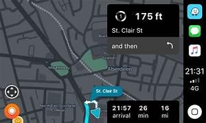 Mettre Waze Sur Carplay : ios 12 premier aper u de waze sur carplay en images et en vid o ~ Medecine-chirurgie-esthetiques.com Avis de Voitures