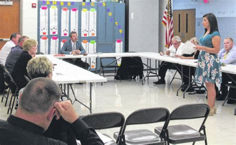 Greenfield Test Scores Improving