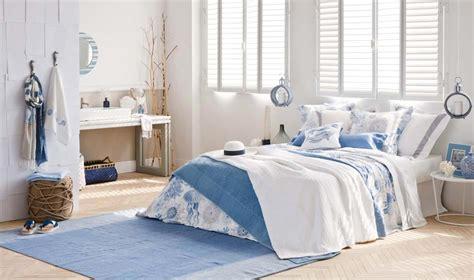 chambre style marin idées déco estivale de style marin pour une maison de