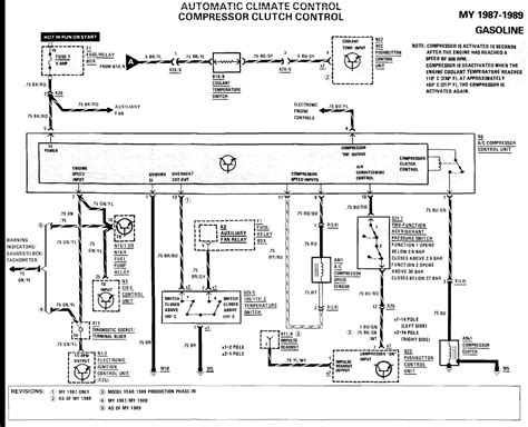 mercedes benz  wiring diagram auto electrical wiring