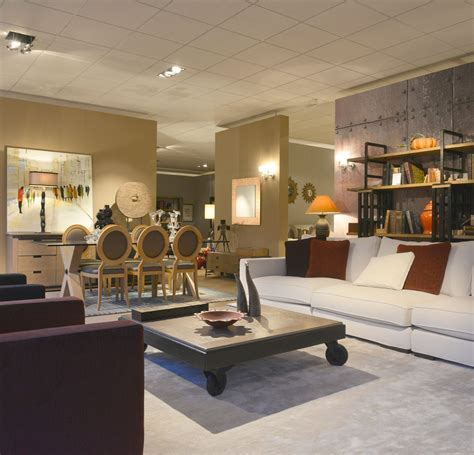 canapé grenoble salon moderne rochebobois