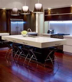 Modern Pendant Lighting For Kitchen Island 17 Light Filled Modern Kitchens By Mal Corboy