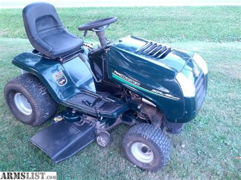armslist for sale trade 20hp 46 quot cut murray hydrostat lawn tractor