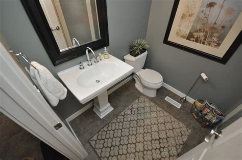 small pedestal sinks for powder room powder room color ideas powder room transitional with tree