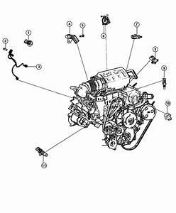 Dodge Grand Caravan Actuator  Cam Phaser