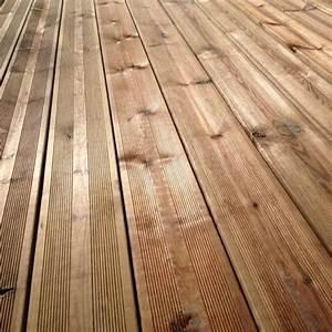 Lame Terrasse Classe 4 : terrasse bois pin classe 4 27 x 145 mm brun buisson ~ Farleysfitness.com Idées de Décoration