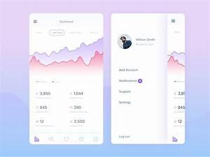 Android Ui Design Book Tab Bars In Mobile Ui Design Showcase Of Impressive App