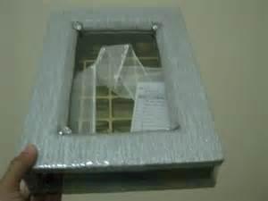 sufisayang tempahan kotak coklat