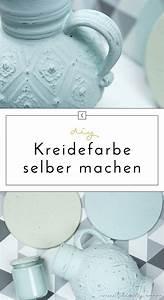 Shabby Chic Look Selber Machen : kreidefarbe selber herstellen so geht 39 s ~ Markanthonyermac.com Haus und Dekorationen