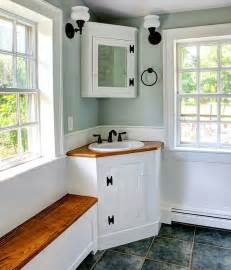 Small Bathroom Corner Sink Ideas by 30 Creative Ideas To Transform Boring Bathroom Corners