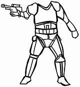 Stormtrooper Drawing Storm Trooper Helmet Draw Clipartmag Getdrawings sketch template