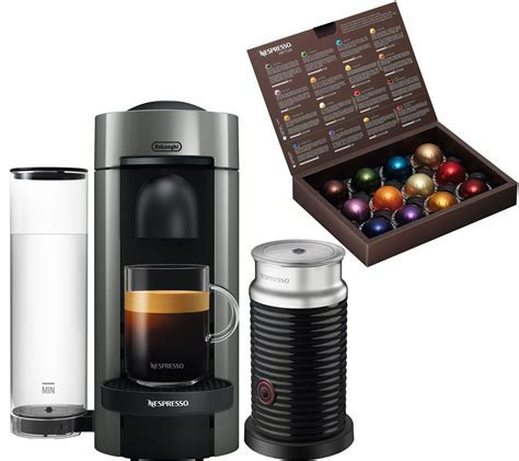 Nespresso Vertuo Plus Coffee Machine with Frother by