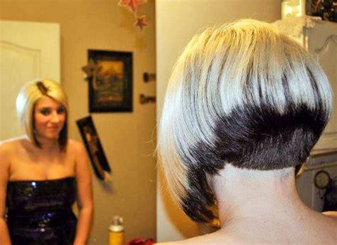 Showing Off Her Short Bob Haircut