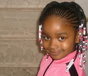 Coiffure Enfant Tresse : modele tresse africaine enfant ~ Melissatoandfro.com Idées de Décoration