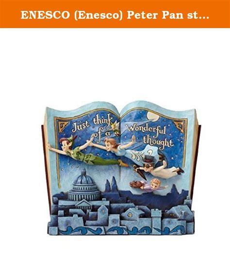 enesco enesco peter pan story book peter pan storybook