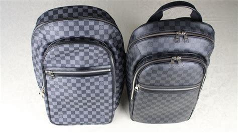 spot  fake louis vuitton backpack real  fake