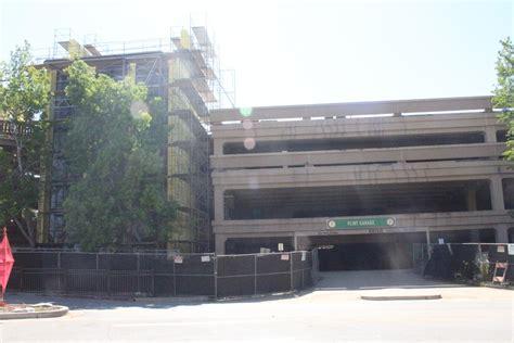 Flints Garage flint garage construction to finish by fall la voz news