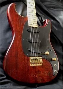 1981 Ibanez Blazer Electric Guitar Made In Japan   Hard Case