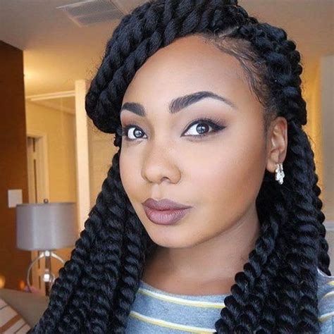 Rope Twist Hairstyles by 17 Best Ideas About Rope Twist Braids On