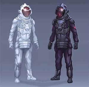Spacesuit concept by Harnois75 on DeviantArt