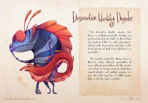 Dissociative Identity Disorder - Lazy Penguins Identity disorder