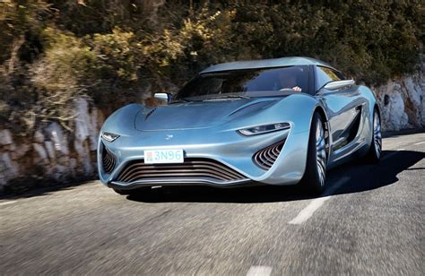 electric powered sports cars quant electric car powered by salt water 920 horsepower