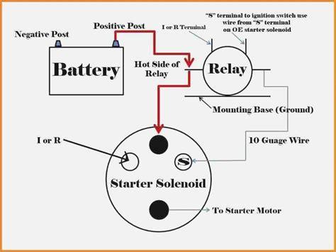 gm starter solenoid wiring diagram moesappaloosas