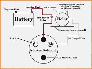 Gm Starter Solenoid Wiring Diagram  U2013 Moesappaloosas Com