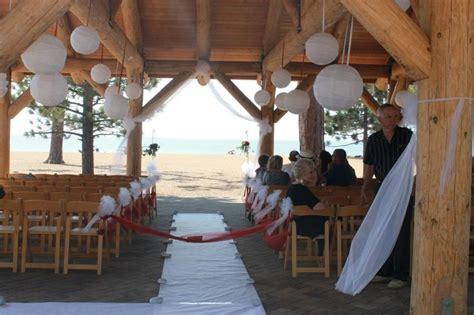 pavilion nevada beach wedding bing images scene