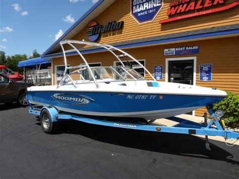 Moomba Boats For Sale In Michigan by Moomba Outback Ls Boats For Sale In Michigan
