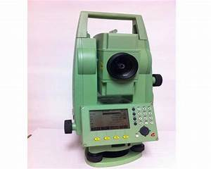 Leica Tcr-803 Ultra R1000 3 Reflectorless Total Station