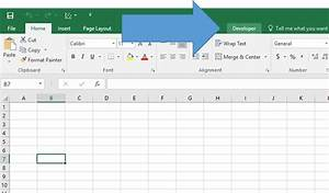 How To Enable The Excel Solver Add