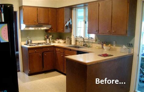Roundup: 10 Inspiring Kitchen Cabinet Makeovers   Curbly