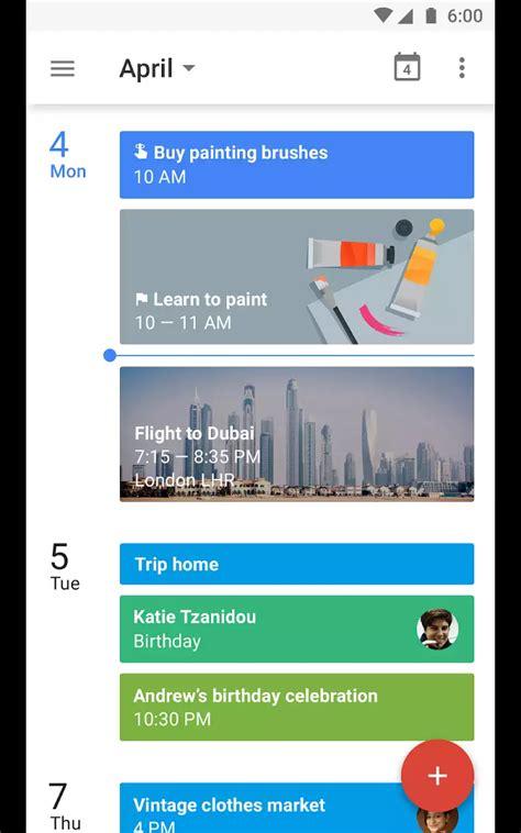 Best Calendar App For Android by Calendar App For Android Calendar Technorange