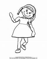 Ragdoll Coloring Drawing Colouring Rag Doll Rags Drawings Getdrawings Again Bar Looking Case Don sketch template