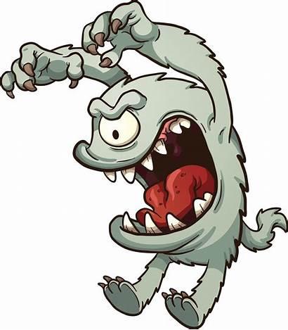 Monster Monsters Cartoon Transparent Clip Clipart Inc