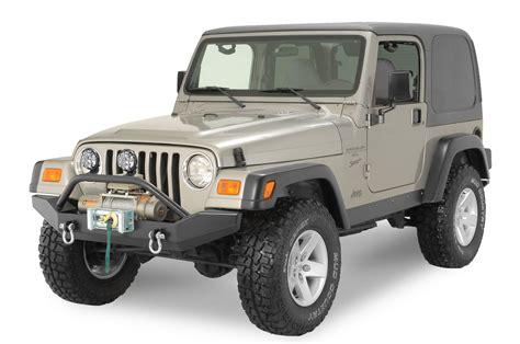 jeep wrangler yj rock 4x4 rh4010 duty front bumper for 76 06 jeep 174 wrangler tj yj cj quadratec