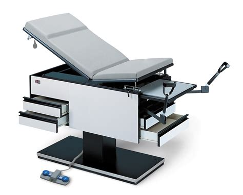 Hausmann Powermatic Exam Table  Save At Tiger Medical, Inc. Tornado Classic Foosball Table. Table Adjustable Height. Kprc News Desk. Jotto Desk Console. Tables For Small Spaces. Desk Calendar Pad. Adjustable Standup Desk. Kitchen Table Benches