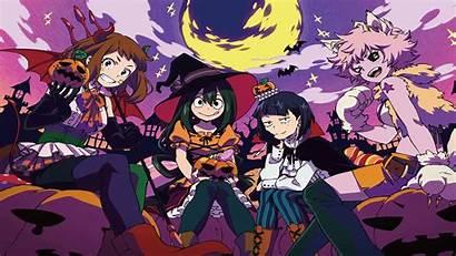 Mina Hero Academia Wallpapers Desktop Ashido Anime