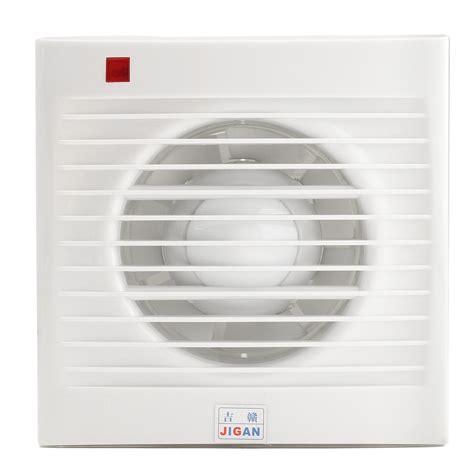 waterproof mute bathroom extractor exhaust fan window  kitchen toilet ventilation