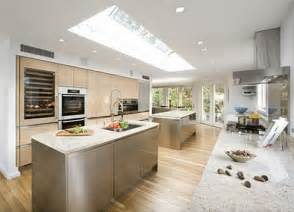 large kitchens design ideas the centerpiece to your kitchen design rosariocabinets