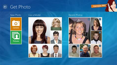 Hairstyle Pro For Windows 10