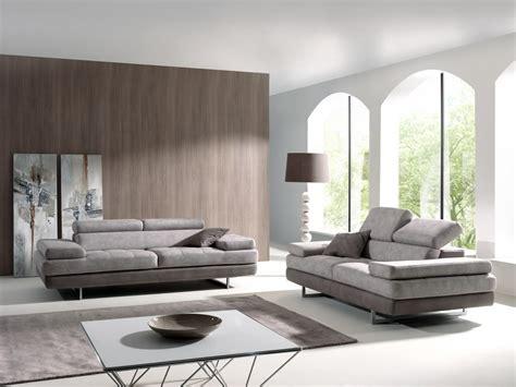 canapé tissu moderne canapé moderne accoudoirs relevables 3 places 2 places tissu