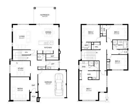 New Home Designs And Floor Plans